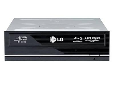 World s fastest blu ray writer 6x max introdused by lg